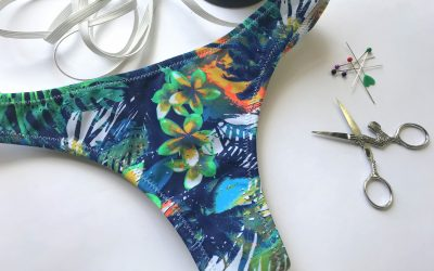 Tutorial Bikini Nora