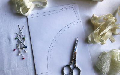 Márgenes de costura según el tipo de elástico